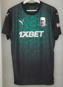 Match worn shirt Krasnodar Russia 2019-20 jersey camiseta Utkin size M