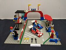 LEGO CITY TOWN RACE - Ref 6381 - MOTOR SPEEDWAY - Complet / Vintage 1987