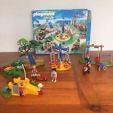 Playmobil City Life 5024 con caja e instrucciones