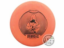 New Gateway Sure Grip Sss Magic 174g Orange Black Foil Putter Golf Disc