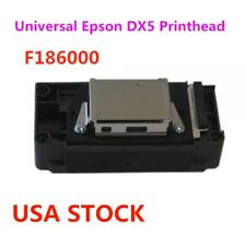 US STOCK Universal Epson DX5 Printhead for Chinese Printers -F186000 New Version