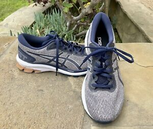 ASICS Women's GT-1000 9 Running Shoes 1012A651 Watershed Rose/Peacoat Size 10M