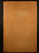 HISTORY OF ST. OLAF COLLEGE 1874-1974 Joseph Shaw Northfield Minnesota Leather