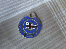 Club 1960s Collectable Badges/Pins