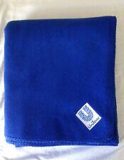 Nice! Fleece Blanket Throw Yoga Mat Rug Picnic Beach Blue Multipurpose Unilever