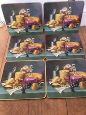 Vintage Pimpernel Wilf Walker Placemats X 6