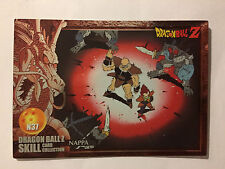 Dragon Ball Z Skill Card Collection N37