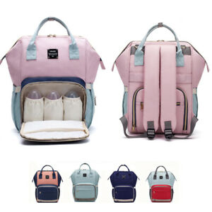 Mommy Bags Baby Outing Backpack Diaper Bag Chest Bag Dry / Wet Separation Bags