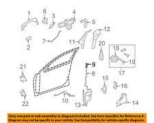Mercedes MERCEDES-BENZ OEM 07-16 E350-Door Lock Knob Post Pin 00076600289051