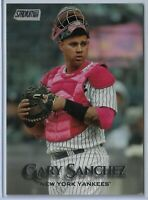 2019 Topps Stadium Club Photo Variation Gary Sanchez New York Yankees #137