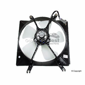 One New Performance Radiator Engine Cooling Fan Motor 600260 19000P72003