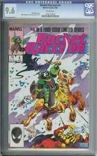 Rocket Racoon #4 Cgc 9.6 White Pages