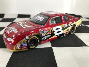 PROTOTYPE 1:32 Dale Earnhardt Jr #8 Bud 2002 MLB All-Star Game COLOR CHROME Red