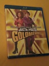 Austin Powers in Goldmember (Blu-ray Disc, 2011) Brand New Sealed