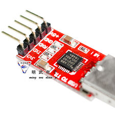 New USB 2.0 to TTL UART 5PIN Module Serial Converter CP2102 STC PRGMR