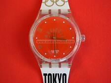 SWATCH MUSICALL TOKYO 1964 - SLZ100 - 1994 - NUOVO NEW + PILA GRATIS