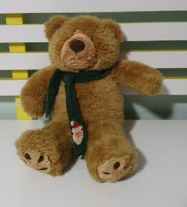 THEODORE KORIMCO MYER CENTRE CHRISTMAS GREEN SCARF SOFT TOY PLUSH TOY 38CM TALL!