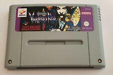 Castlevania Vampire Kiss Snes Super Nintendo PAL