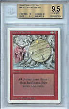 MTG Revised Wheel of Fortune BGS 9.5 Gem Mint Card Magic w 10 centering 7634