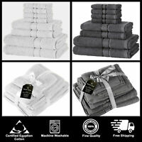 LUXURY 100% EGYPTIAN COTTON TOWEL BALE SET 600 GSM HAND BATH TOWEL JUMBO SHEET
