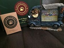 Boyds Bears Rare Retired Bearstone Momma Rushalot and Crew... Taxi Service