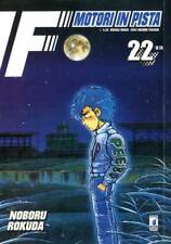 manga STAR COMICS F1 MOTORI IN PISTA numero 22