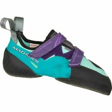 Mad Rock Women's Lyra Climbing Shoes Teal Violet Size 7.5