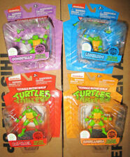 Teenage Mutant Ninja Turtles Classic RETRO FIGURES LEONARDO RAPHAEL DON ORNAMENT