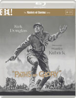Paths of Glory - The Masters of Cinema Series Blu-Ray (2016) Kirk Douglas,