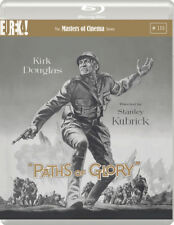 Paths of Glory - The Masters of Cinema Series Blu-Ray (2016) Kirk Douglas,