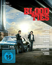 Blood Ties - Limited Steelbook Edition, Uncut [Blu-ray]