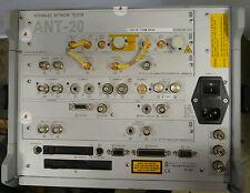 Wg Jdsu Acterna Ant-20Se Sonet Network Tester w/ Jitter & Optical Power Splitter