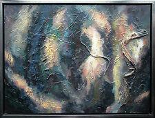 Jiawan Jang *1968 China, Öl 90 x 120 cm Ausstellungs-Werk 1990er Jahre selten