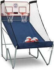 Pop-A-Shot Basketball Game Arcade Indoor 2 Shot Player Sports Double Dual Balls
