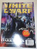 White Dwarf Magazine Dark Elves No.258 103114R