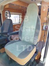 Para adaptarse a un PEUGEOT BOXER AUTOCARAVANA, de 2003, cubiertas de asiento, T