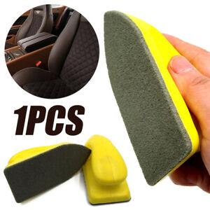 Car Leather Seat Care Detailing Clean Brush Auto Interior Wash Accessories