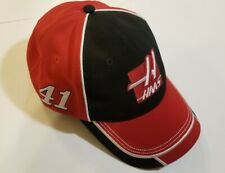 Chase Authentics Tony Stewart Hass Racing #41 Red Adjustable Hat Cap