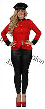 Ladies Womens Cheryl Cole X-Factor Pop Soldier Fancy Dress FREE HAT & POST (AU)