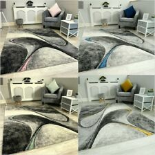 New Modern Thick Living Room Rugs Mats Carpet Hallway Bedroom Cheapest Online UK
