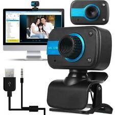 HD Webcam With Microphone Auto Focusing Web Camera For PC Laptop Desktop 1080P