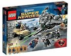 NEW SEALED BOX Marvel Superheroes LEGO 76003 Superman: Battle of Smallville
