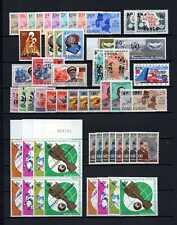 Belgisch Congo Belge - Rep. Congo Kinshasa Collection MH sets (7) c54.55Eu.