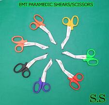 12 EMT Shears (Scissors) Bandage Paramedic 5.50''