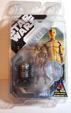 STAR WARS CELEBRATION IV MCQUARRIE CONCEPT C-3PO & R2-D2 ACTION FIG (M5710-LH)