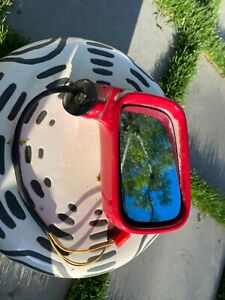 78-94 Alfa Romeo Spider Right Outer Door Electric Mirror