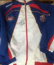 Manny Pacquiao Campeón Mundial de Boxeo Firmado Chaqueta