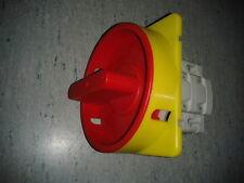 Hauptschalter Drehschalter Kranschalter Not-Aus-Schalter S32 JU1103 32A 3-phasig