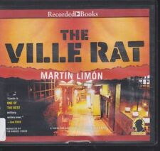 THE VILLE RAT by MARTIN LIMON ~ UNABRIDGED CD AUDIOBOOK
