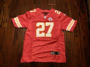 Kansas City Chiefs NFL Jersey Kareem Hunt #27 Men's Size 40